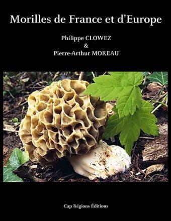 Livre Morilles de France et d'Europe